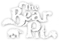 Bear Pit BBQ best BBQ restaurant in San Fernando Valley Logo